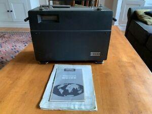 Sony CRF-320 Radio in Good Condition (Color: Black)