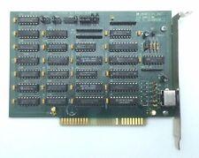 Original Logitech 16 bit ISA Controller Card Model 200039-00 for Scanner DPP0024