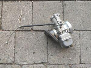 Cagiva Mito 125 Vergaser Carburetor Mikuni TM 35 Offene Leistung Ansaugstutzen