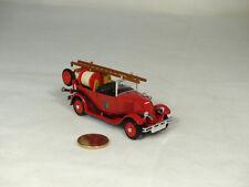 Eligor 1049 Renault KZ 1927 voiture Sapeurs Pompiers