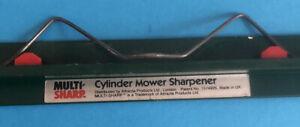 Multi-Sharp Cylinder Mower Sharpener By Attracta (12 in) Old