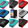 for Samsung Galaxy Note 8 - Hybrid Hard&Soft Rubber Armor Impact Shockproof Case
