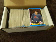1989-90 O-PEE-CHEE - NHL Hockey Card Complete Set (1-330) JOE SAKIC Rookie Card!