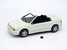 Kit assembled Resin SB 1/43 - Renault 19 16s Cabriolet White