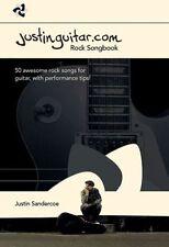 Partitions musicales et livres de chansons rock pour guitare