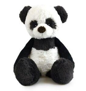 FRANKIE & FRIENDS PANDA PLUSH SOFT TOY 25CM STUFFED ANIMAL BY KORIMCO - BNWT