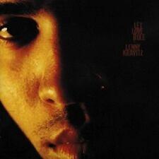 """Lenny Kravitz """"Let love rule"""" CD NUOVO"""