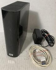 Western Digital My Book Essential 2TB External HD USB 3.0 WDBACW0020HBK-01 Black