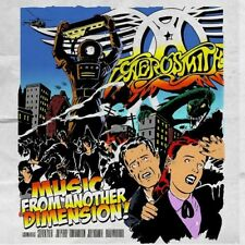 Aerosmith - Music From Another Dimension! With Bonus track (CD Jewel Case)