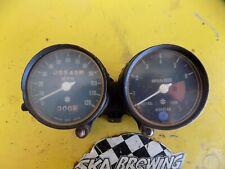 New listing 1976 Suzuki Apache TS400 Speedometer Tachometer Gauges