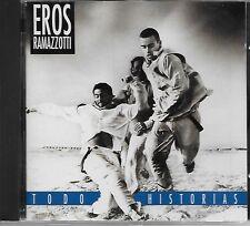 Eros Ramazzotti – Todo Historias  CD 1993