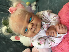 Zombie Reborn Baby Doll GIRL by Twisted Bean Stalk Nursery Bean Shanine