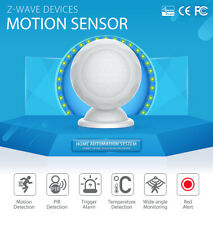 Neo Z-Wave Plus Motion Sensor Mini Sized Smart Home Automation Security