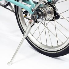 Kickstand For BROMPTON (Made in Japan) Silver Lightweight 155g
