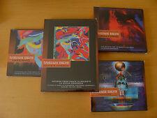 Bundle: Tangerine Dream : Dante's Inferno - La Divina Commedia 5CDs & DVD Sealed