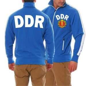 Trainingsjacke Sweatjacke DDR Ostdeutsche Nationalmannschaft Ossi Osten Olympia