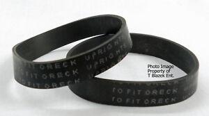 Oreck XL Belt 010-0604 Vacuum Cleaner 030-0604 Belts for upright 2 pack 0300604