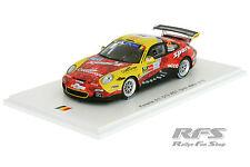 Porsche 997 911 GT3 RS 4.0 RGT - Rallye Ypres 2015 - Dumas - 1:43 Spark SB 104