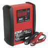 Schumacher Intelligent Speed Charge Battery Charger 6Amp 12V | SEALEY SPI6S