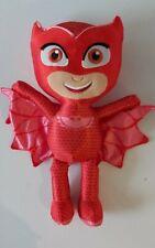 "PJ Masks Owlette plush toy 14"""