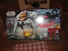"""STAR WARS 2016 """"ROGUE ONE"""" (IMPERIAL AT-ACT """"Motorized"""":+ 3 FIGS)FREE S&H!!"""