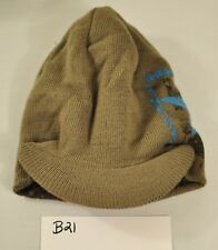 112e0a1cf1f Boy s knitted hat one size green with brim stretches acrylic brand ...