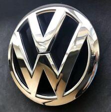 VW Golf GTI TSI TDI Front Grill Emblem Badge Chrome - 5K0853601F ULM