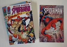 Peter Parker: Spider-Man (Panini, Gb) Nr. 1-38 kpl. (Z1)