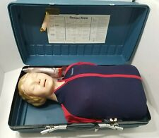 Laerdal Resusci Anne Torso AED Adult CPR Training EMT Medical Trainer Manikin