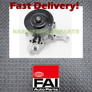 FAI Water pump fits Mazda SH-VPTS SkyActive D 3 BM 6 GJ GL Cx5 SKY ACTIVE