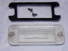 SAAB 9-5 95 9 5 ESTATE NUMBER PLATE LIGHT COVER
