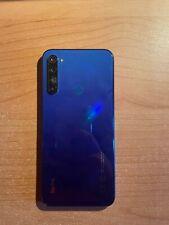 Redmi Note 8T blu elettrico, come nuovo