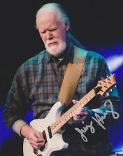Jimmy Herring Widespread Panic Signed 8X10 Photo