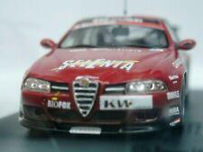 WOW EXTREMELY RARE Alfa Romeo 156 GTA #16 Morbidelli UK WTCC 2006 1:43 Spark-164