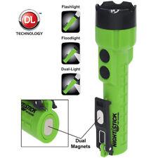 Nightstick Nsp-2424Gmx Xseries Duallight Flashlight W Dual Magnets Green 3 Aa