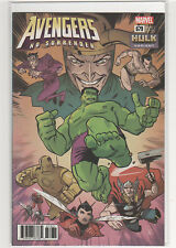 Avengers #679 Perez Hulk variant Captain Thor Iron Man Namor 9.6