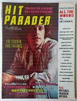 Hit Parader Magazine March 1970 Led Zeppelin Joe Cocker Allman Brothers The R...