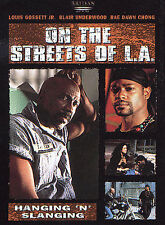 On The Streets Of L.A. (DVD, 2002) Full Screen Free Ship #S4225