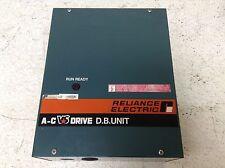 Reliance Electric TX4000160 Dynamic Brake Unit