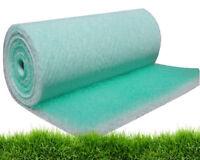 Filtro Pavimento glass Verde per forno cabine Carrozzeria 0,75 x 20 MT 15 Mq