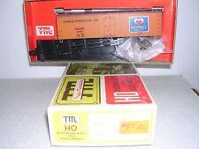 """TRAIN MIN.#8066  Morrell Refrig 40' Wood Reefer #9481  Kit """"H.O.Gauge"""""""