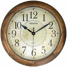 14-Inch Wall Clocks Large Wall Clock Decorative Living Room Modern Battery Wall