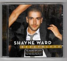 (GZ635) Shayne Ward, Breathless - 2007 CD