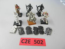 Warhammer Fantasy AoS Undead 6 oop metal Tomb Kings Tomb Guard