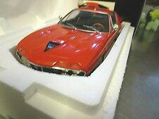 ALFA ROMEO Montreal Coupe V8 rot red 1970 1/1500 KK Metall 1:18