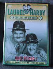 Laurel & Hardy, quel Petard !, la collection en DVD N° 15