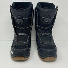 Thirty Two STW Boa Snowboard Boots Black Size 9 EUC