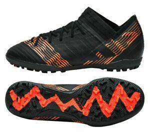 Adidas Kids Nemeziz Tango 17.3 TF J1 PG919 Black  Football soccer new boxed