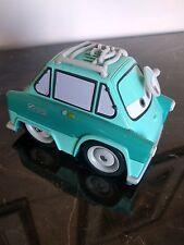 "2010 Shake N Go Talking Driving & Sound FX Professor Z 5"" Disney Pixar Cars 2"