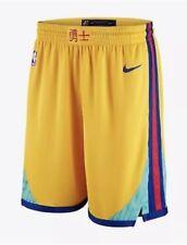 bdd06359615 Nike Golden State Warriors The Bay City Edition Swingman Shorts Aj1254 728  Sz L